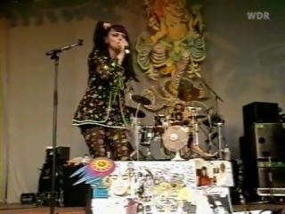 Nina Hagen - Zarah (live)