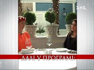 Victoria Ruffo y Katia Osadcha (La vida laica 2013)