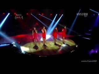 Sistar - Say My Name @ Yoo Hee Yeol's Sketchbook ()