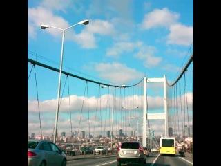 Istanbul most aziya -yevropa