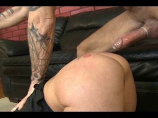 Bloopers - Gilf Has Trouble With Anal