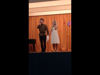 Александра Ряскина и Юрий Редикульцев - Прощание славянки