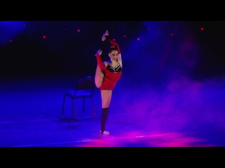 "Attention. Шоу балет Аллы Духовой ""ТОДЕС"" 2014"