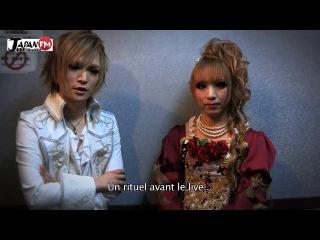 [jrokku] Jupiter - Interview by JAPAN FM 2014