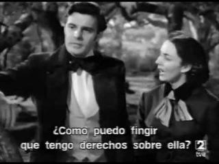 Madame Bovary Flaubert -  Jennifer Jones - 1949