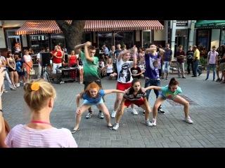 "Open Air ""День независимости"",  26 августа 2012 год, URBAN VIBES Hip-Hop"