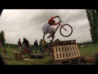 Tarty Days Bike Trials Festival 2011