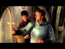 Merlin Season 5x03 - Merlin and Arthur final scene - The Death Song of Uther Pendragon
