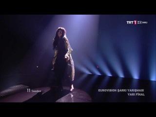 HD Eurovision 2012 Sweden: Loreen - Euphoria (2nd Semi-Final)