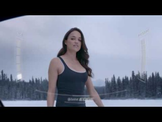 Castrol EDGE Titanium Ice, inspired by The Fate Of The Furious   Michelle Rodriguez