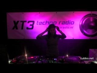 HardTechno: Fernanda Martins @ XT3 RADIO NL FEB/2011 (VideoSet)