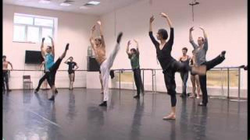 2. Stanislav Belyaevsky teaches in Eifman Ballet