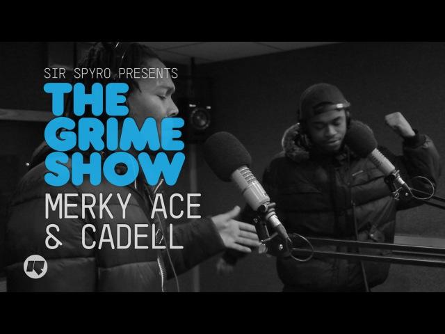 Grime Show Merky Ace Cadell