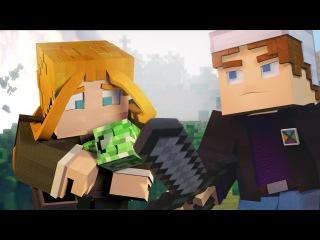 "♫ ""Destroy You"" - Minecraft Parody of Zedd - Find You"