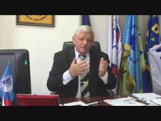 Президент «Всероссийского общества глухих» Валерий Рухледев о сотрудничестве с МПО «КАМЕНА».