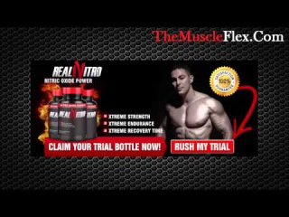 Real Nitro Review - A Proven Muscle Enhancer Using Real Nitro