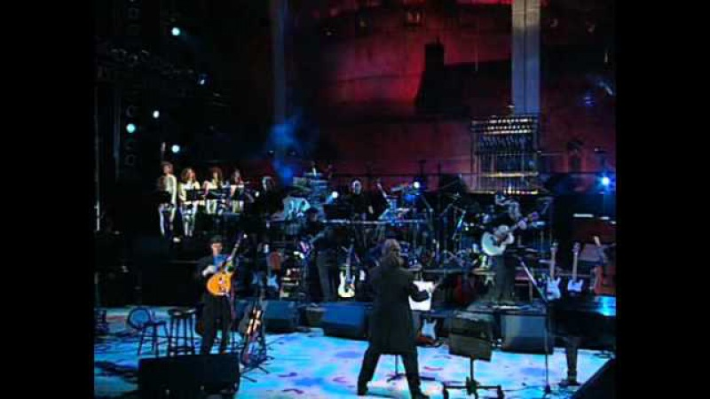 Mike Oldfield - Tubular bells II (Live in Edinburgh castle) 1992