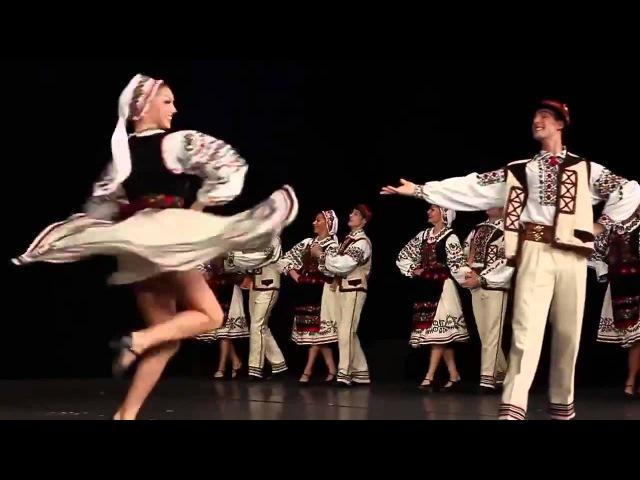 промо Ансамбль танца им Павла Вирского Украина