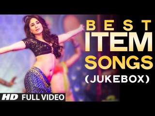 OFFICIAL: Best ITEM SONGS of Bollywood   Devil Song, Ghagra, Fevicol