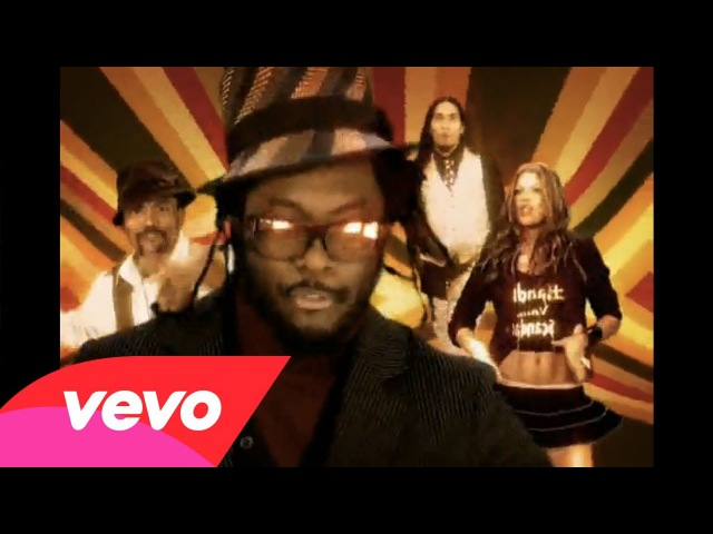 The Black Eyed Peas Hey Mama Official Music Video