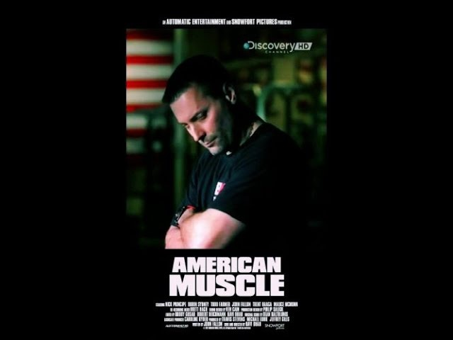 Discovery Стальные мышцы American Muscle 2014 2 Серия