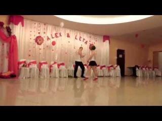 Show Urban Salsa. Key Hedera & Orishchenko Alex & Orishchenko Lera. Poltava
