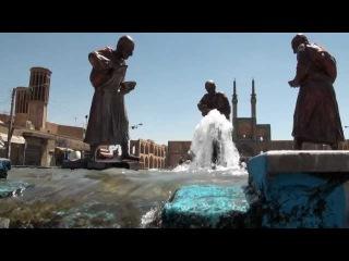 Иран, женщины и дети в мечети, Йезд. Iran, muslim women, Yazd