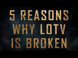 5 Reasons Why Legacy of the Void is Broken: Starcraft 2