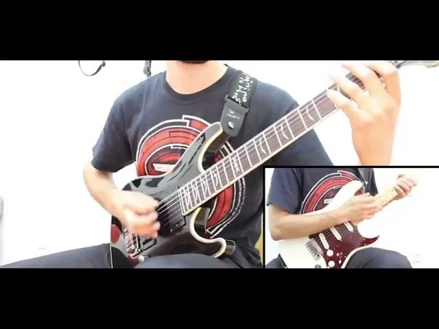 Periphery Zyglrox Guitar Cover by William Fonseca