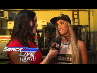 Carmella is ready to prove she's fabulous: SmackDown Live Fallout, July 26, 2016