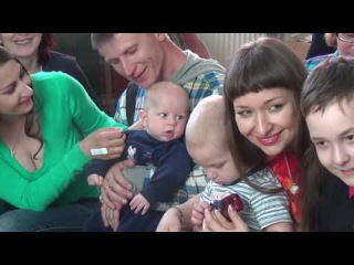 Т Зайцева Занятие с грудничками 8 мая