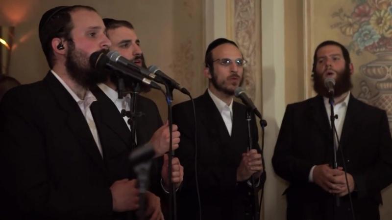 Ohad Moskowitz Yedidim Shtar Hatnoim Aaron Teitelbaum Production אוהד מושקוביץ מקהלת ידידים
