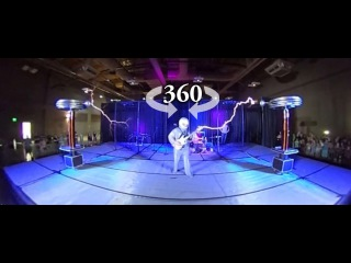 Arc Attack in 360 Degrees