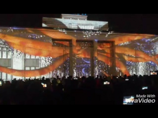 Международный фестиваль светового шоу  Kyiv Lights Festival - Нам очень понравилось))