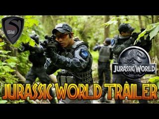 JURASSIC WORLD : ASSET CONTAINTMENT UNIT TRAILER
