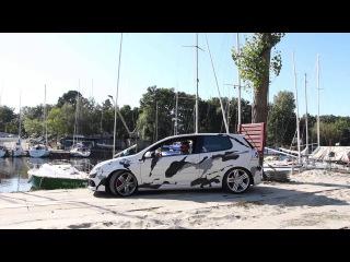 VW Golf Mk5 GTi Camo | Mad Life Prod