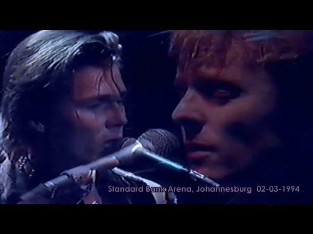 A ha live Memorial Beach HD Standard Bank Arena Johannesburg 02 03 1994