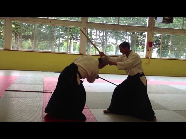 Aikido - Toshiro Suga - 30 août 2014 - Lorient