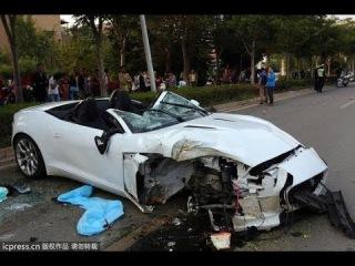 Подборка аварий в Китае