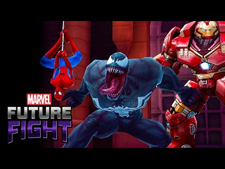 Hodgepodgedude играет Marvel Future Fight #9