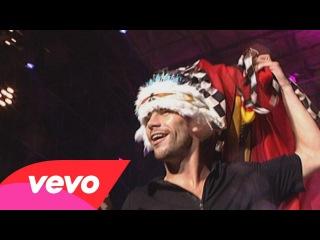 Jamiroquai - Bad Girls / Singin' in the Rain (Live) Плохие девчонки / Поющие под дождем