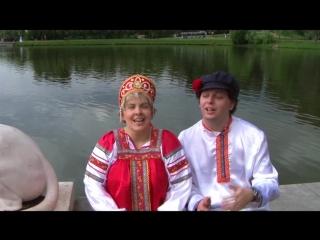 Лидия Кузнецова и Павел Григорьев - Деревенька ( Вокальная студия Звучание )