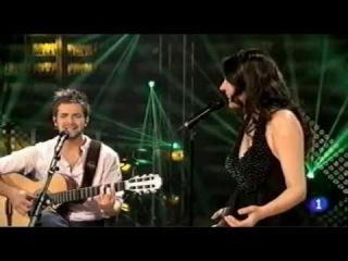 Pablo Alborán y Diana Navarro,  Solamente tú