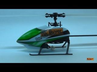 Вертолет Wltoys V930 с бесколлекторным мотором
