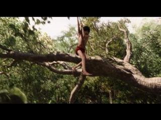 """Эксклюзивный трейлер к/ф """"Книга Джунглей"""" для IMAX!"""