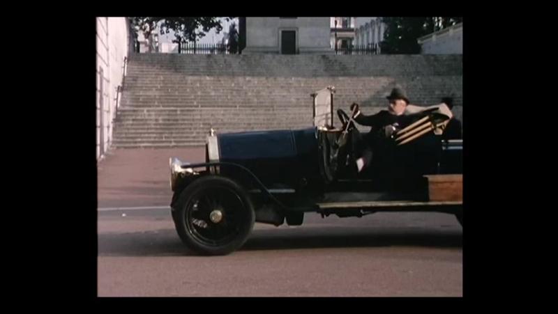 Рейли король шпионов Reilly Ace of Spies 1983 6 серия