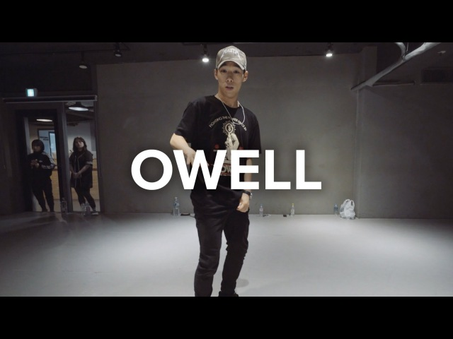 OWELL A$AP TyY Koosung Jung Choreography