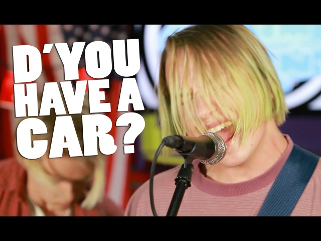 SWMRS D'You Have A Car Live at JITV HQ in Los Angeles CA 2016 JAMINTHEVAN