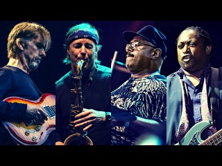 Bill Evans Project with Dean Brown, Darryl Jones, Dennis Chambers - Estival Jazz Lugano 2016