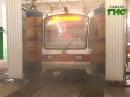 Банный день: как моют вагоны трамвая в Самаре?